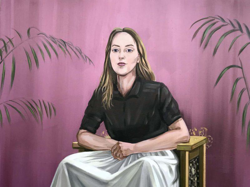 Apie personažą, veikiantį pagal paveikslo scenarijų