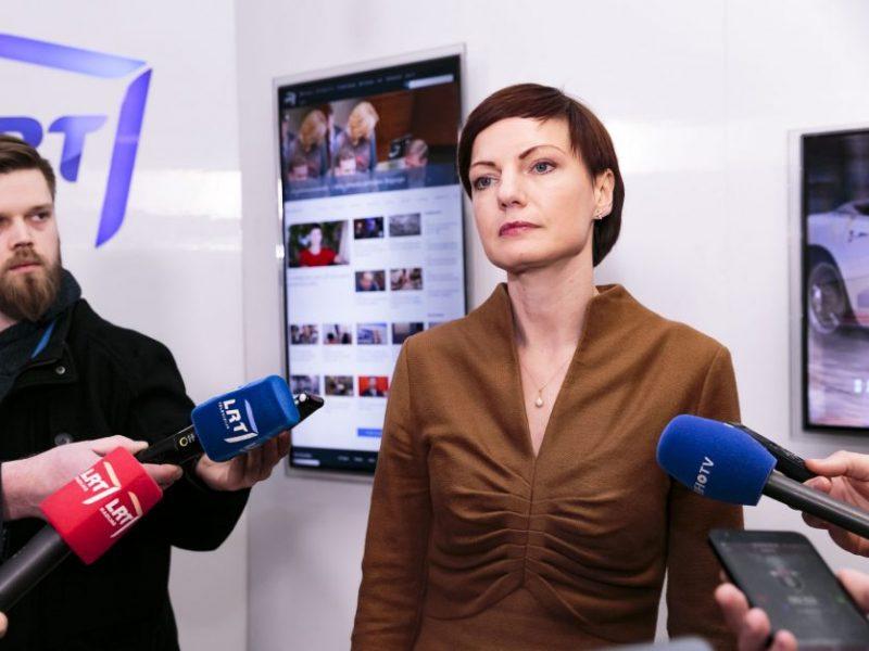 Teismas: Seimo sprendimas tirti LRT veiklą prieštarauja Konstitucijai