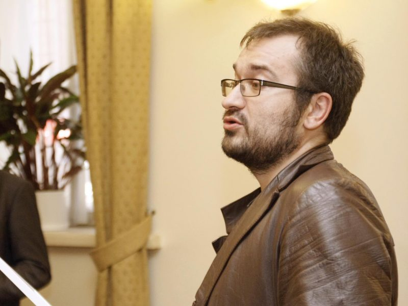 """""""15min"""" informaciją apie žurnalisto Š. Černiausko veiklą perdavė teisėsaugai"""