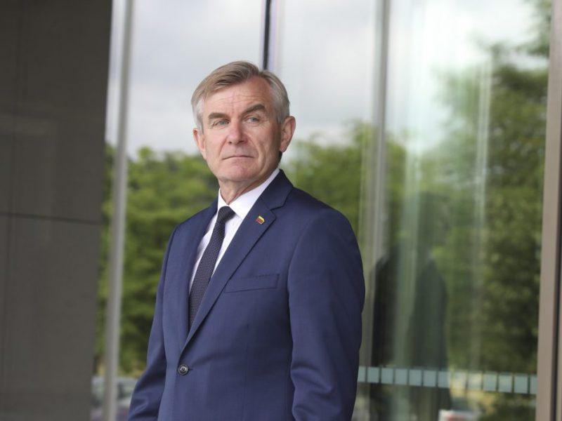 V. Pranckietis su darbo vizitu išvyksta į Strasbūrą