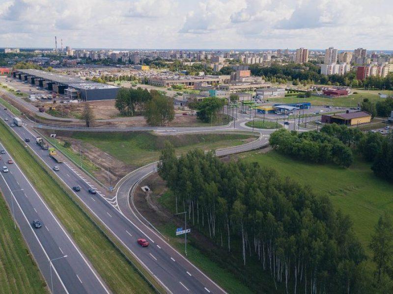 Prireiks kantrybės: automagistralėje Vilnius–Kaunas – 43 mln. eurų vertės permainos