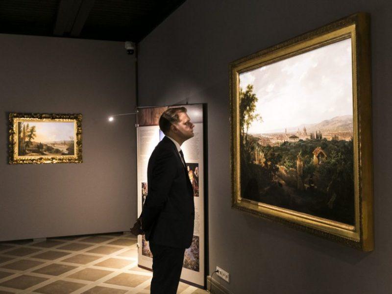 Vyriausybė persigalvojo: aplankyti muziejus galimybės nebus