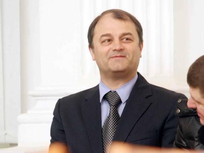 Teismo nesugraudino: S. Rachinšteinui ir vėl nepavyko ištrūkti į laisvę