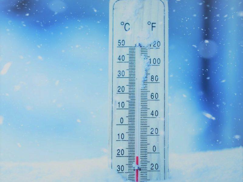 Artėja stingdantis šaltis – pasirūpinkite vandens apskaitos mazgais!