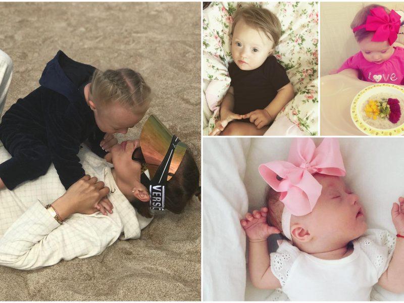 Dauno sindromą turinčią dukrą auginanti Valerija: ji nebus ta, kurią išlaiko valstybė