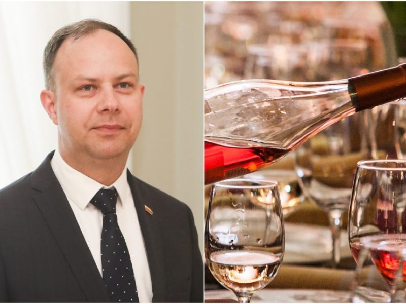 A. Veryga: nors Seimas priima įstatymus, kovos su alkoholiu simboliu esu tapęs aš