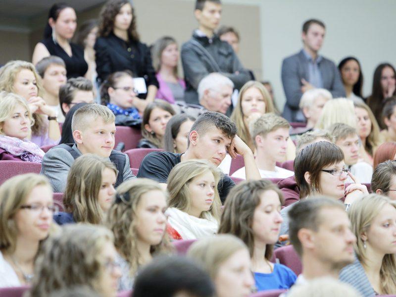 Naikinamų universitetų studentai galės rinktis kitą aukštąją mokyklą