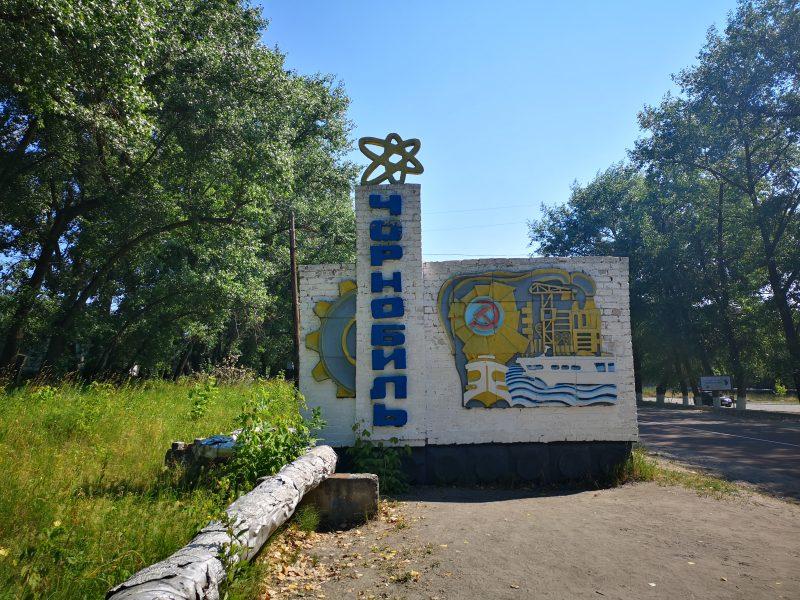 Černobylis: slogi kelionė į praeitį