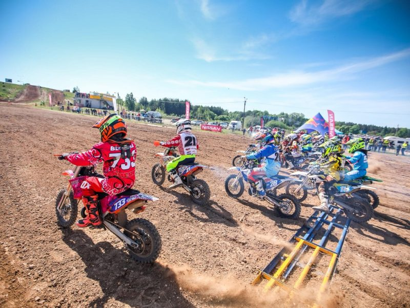 Lietuvoje – 6 motokroso čempionato etapai ir europinės varžybos