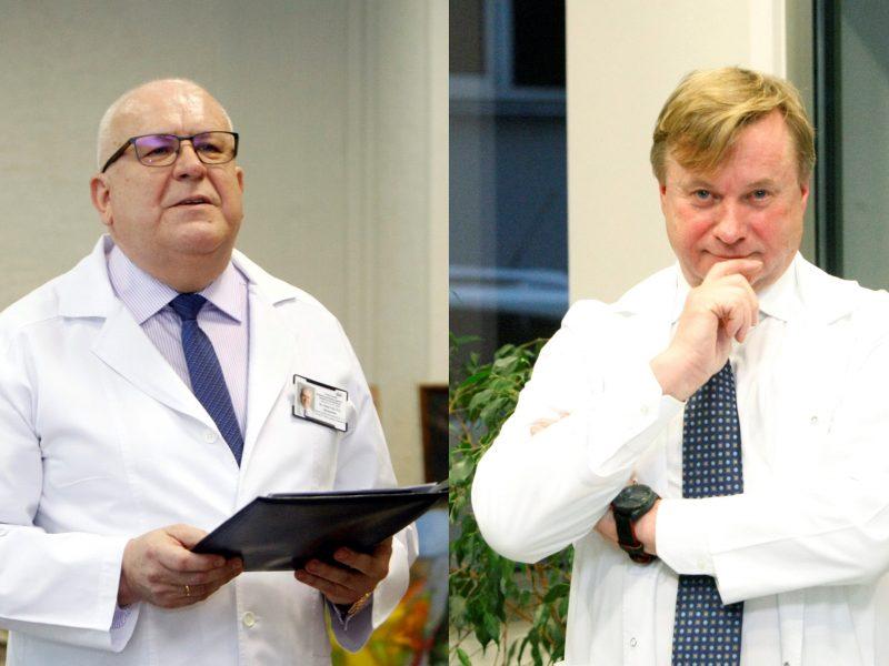 Klaipėdos ligoninių vadovų konkursuose – kandidatų gausa