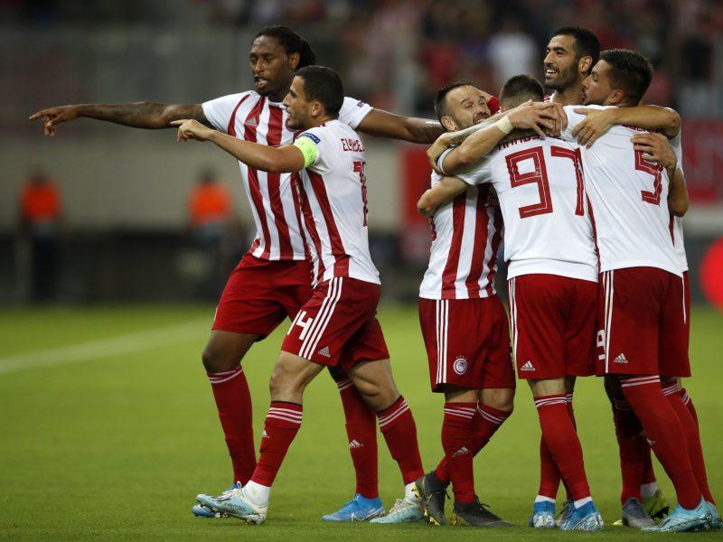 Čempionų lygoje – kroatų ir graikų pergalės