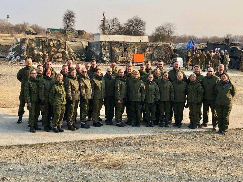 Karo medikai – didžiausiose NATO medicinos pratybose