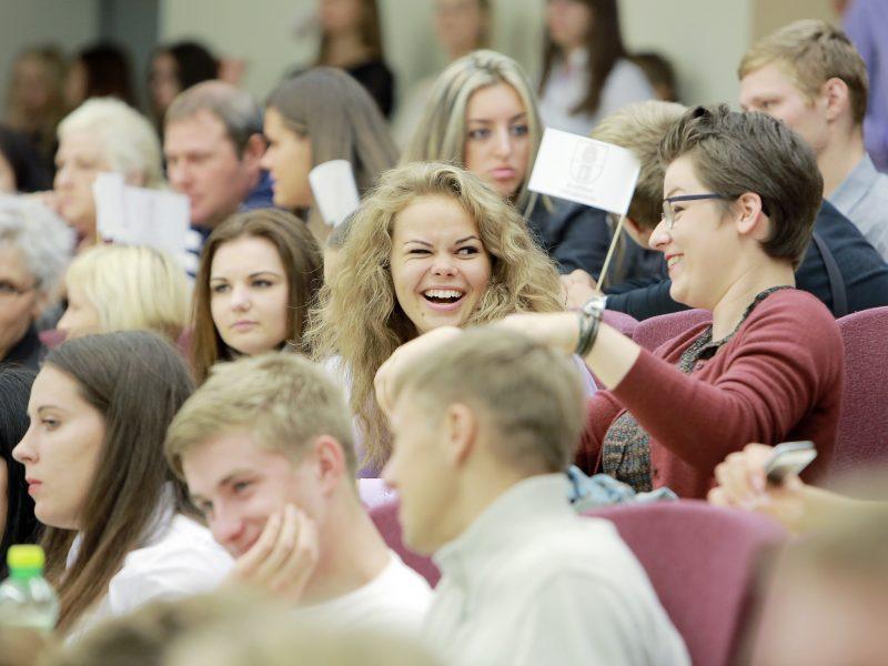 Klaipėdoje – diskusija apie studentų psichinę būklę