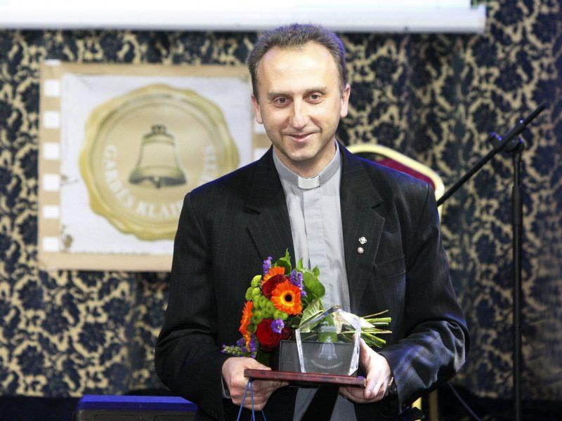 Kunigas V. Viktoravičius paliks Klaipėdą
