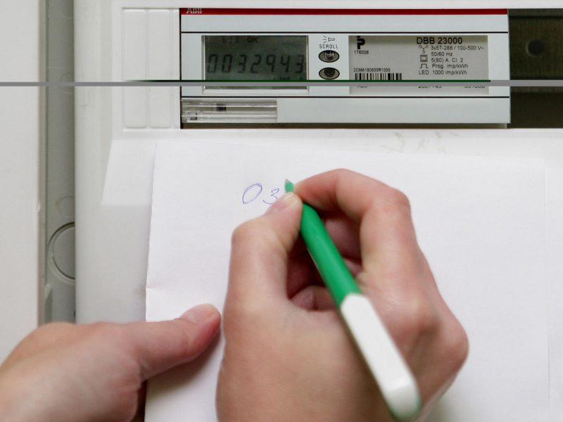 ESO tyrimas: įdiegus išmaniuosius skaitiklius sumažėjo sąskaitos už elektrą