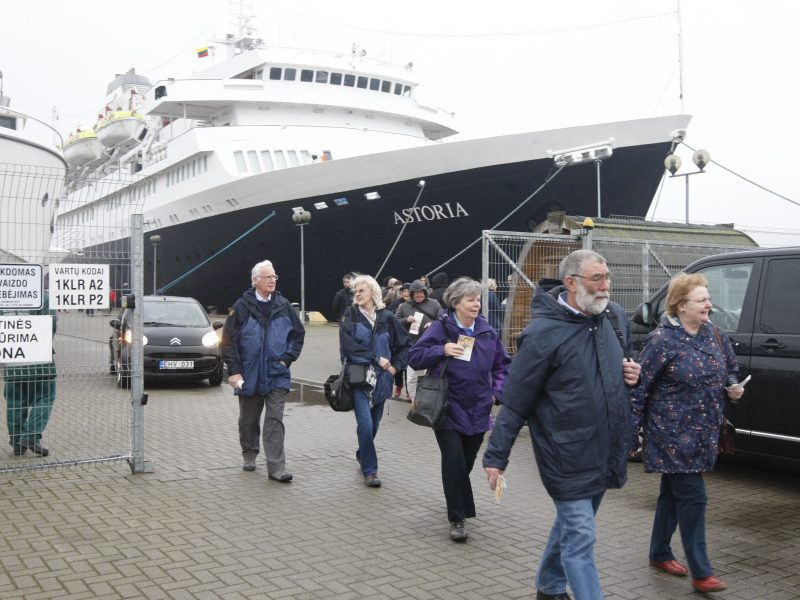 Kruiziniai laivai neaplenks Klaipėdos