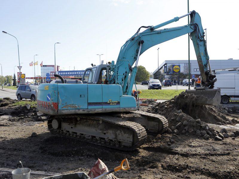 Tilžės gatvės rekonstrukciją aptemdė nežinia