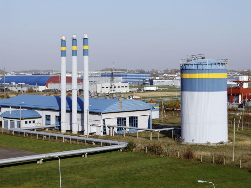 """Termofikacinei jėgainei """"Geoterma"""" ieško investuotojo"""