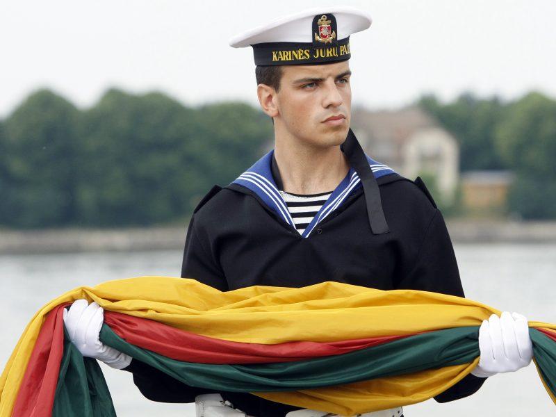 Lietuvos vėliavos spalvų dilema