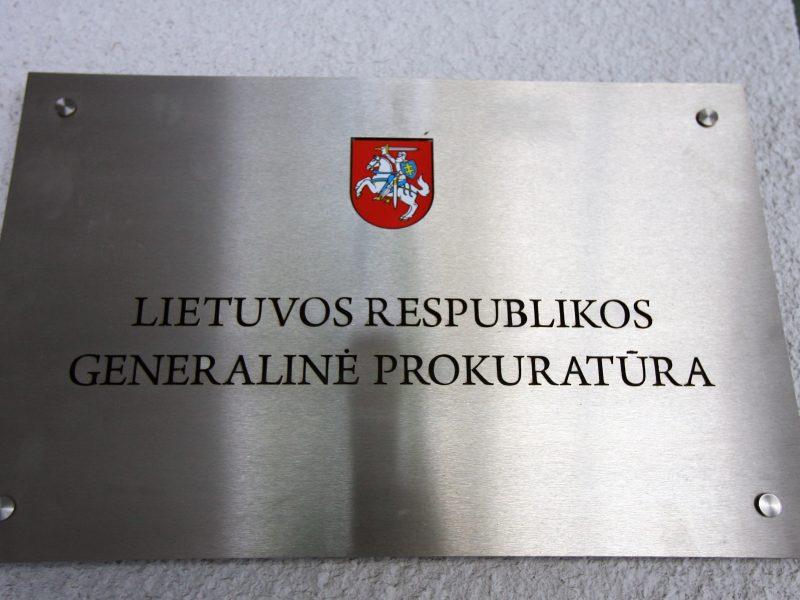 Prašoma nušalinti žinomą Klaipėdos prokurorę