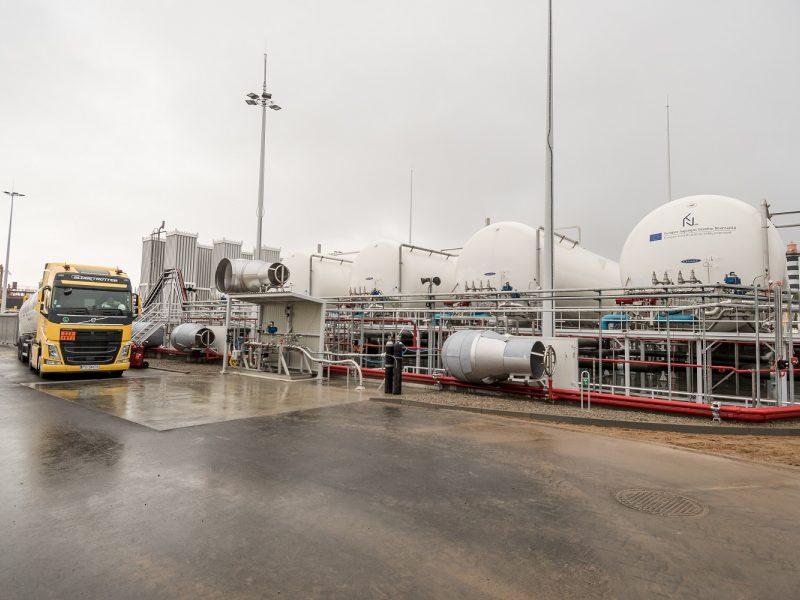 Lietuviai sukūrė inovatyvią SGD šalčio panaudojimo technologiją