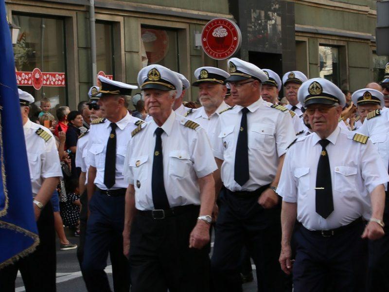 Jūrininkai egzaminus laikys Klaipėdoje