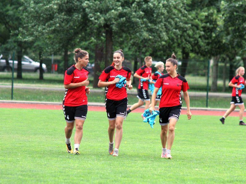 Moterų futbolo rinktinės tikslas – susigrąžinti Baltijos taurę
