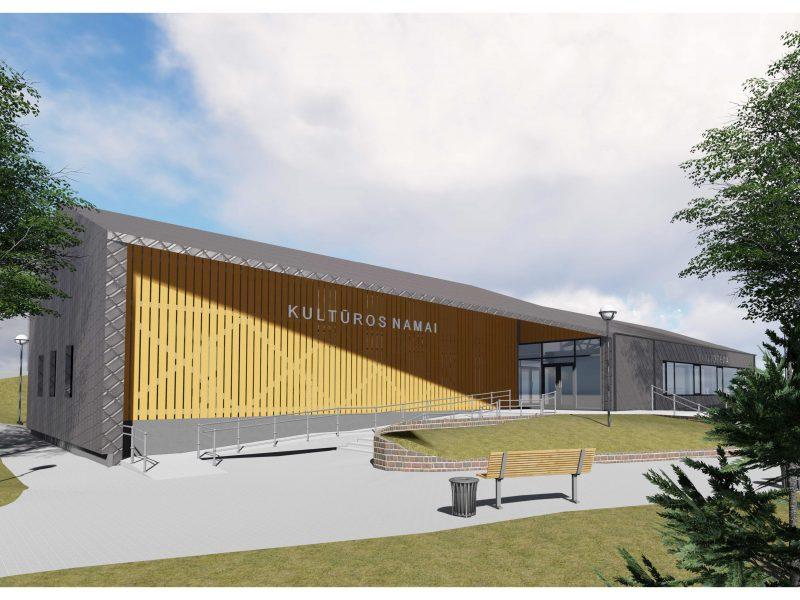 Klaipėdos rajone – modernus kultūros centras, premijos kūrybiškiausiems