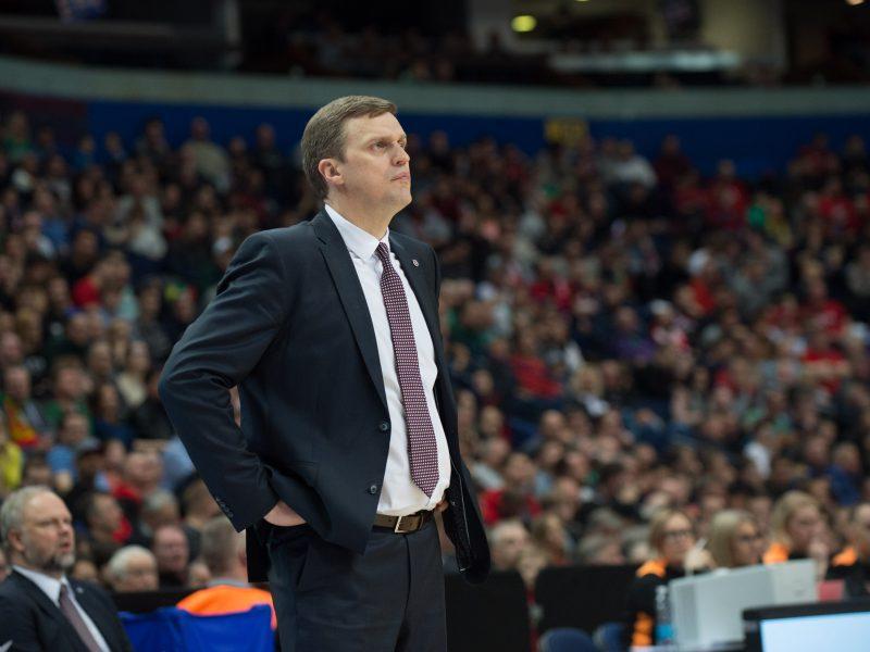 """D. Adomaitis tęsia """"Ryto"""" vyriausiojo trenerio darbą, prisijungė ir R. Jarutis"""
