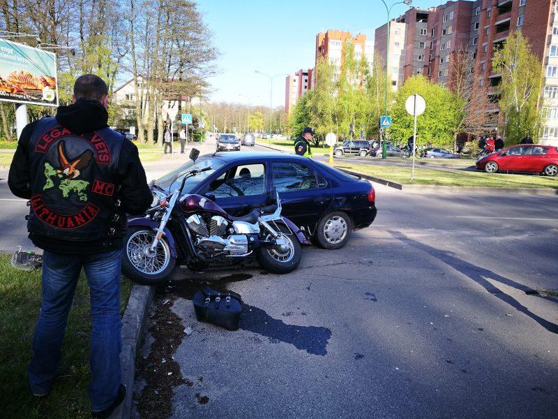 Sezono atidarymą pažymėjo nelaimės: sužaloti du motociklininkai