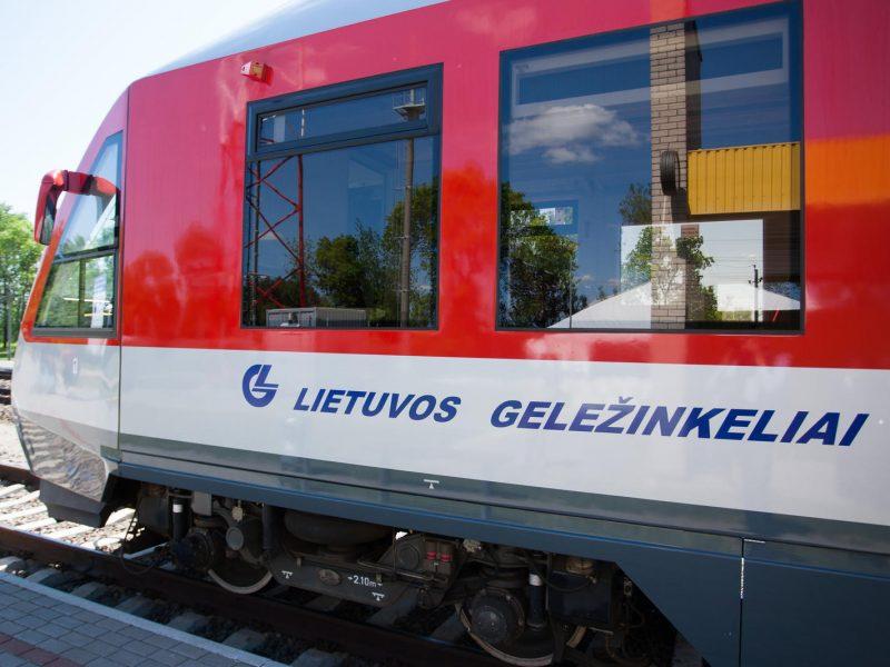 Trūksta traukinių maršrutui Vilnius – Klaipėda