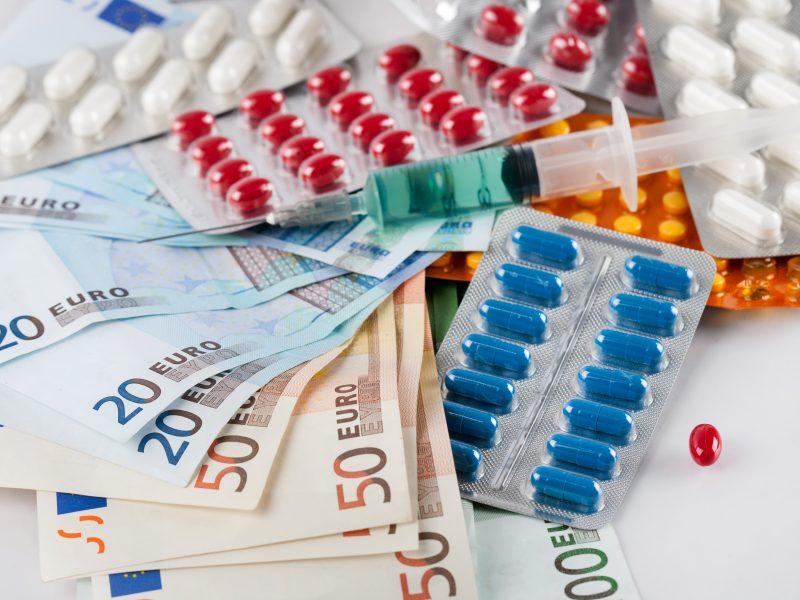 Seimas įteisino didesnes vaistų kompensacijas nepasiturintiems