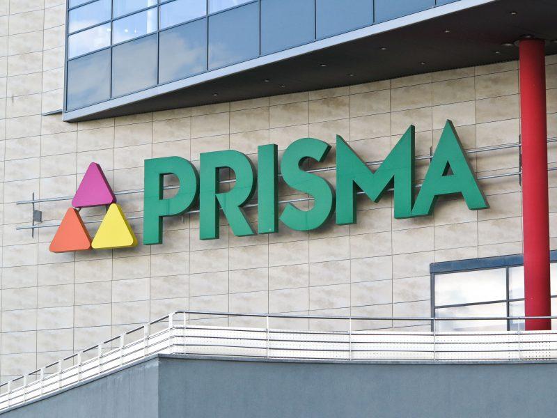 """Prekybos tinklas """"Prisma"""" traukiasi iš Lietuvos"""