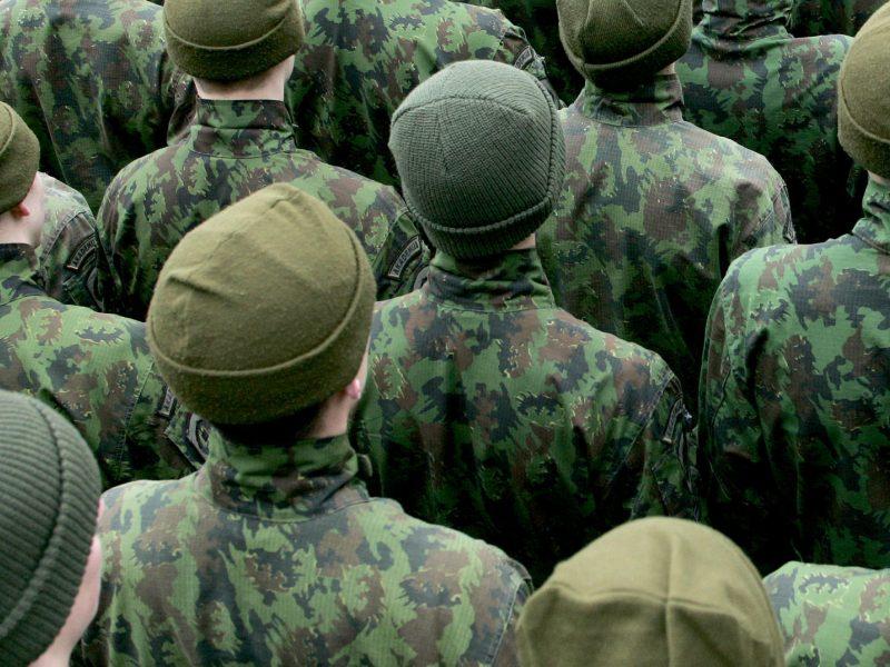 Paskelbtas sąrašas: jau aišku, ką gali pašaukti į kariuomenę