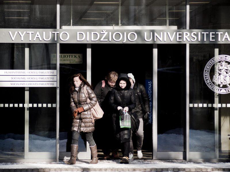 VDU kuriamas universitetinės negalios politikos dokumentas