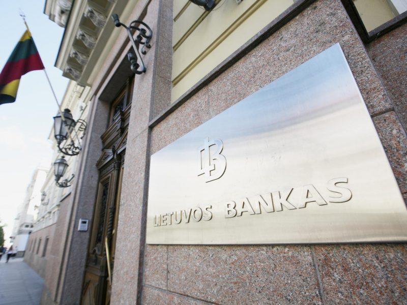 """Lietuvos bankas: """"BRC finance"""" skirta 80 tūkst. eurų bauda"""