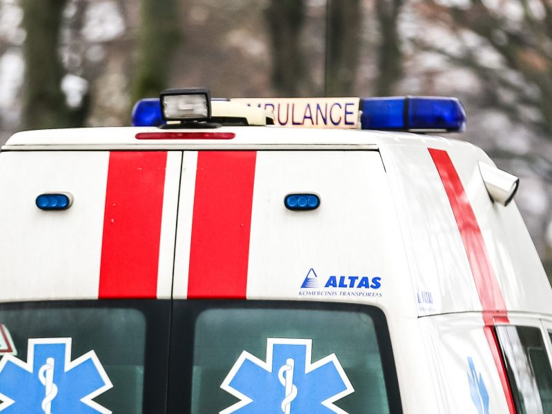 Vilkaviškio rajone krautuvas mirtinai prispaudė vyrą