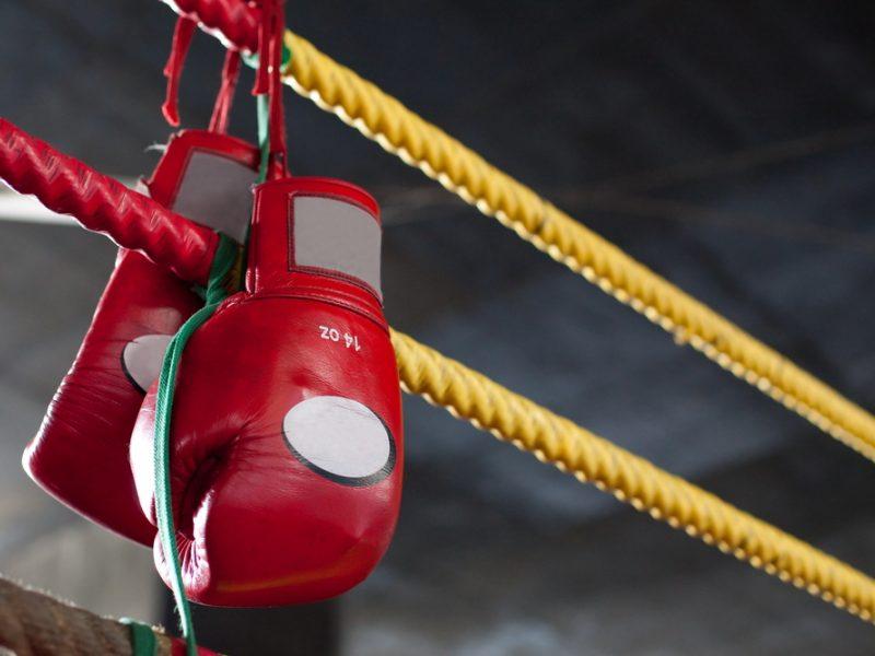 A. Zinkovskij ir M. Korolkovas pergalingai startavo bokso čempionate Rusijoje