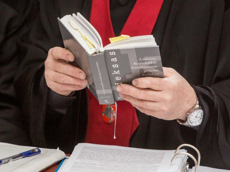Teismui perduota girto vairavusio prokuroro E. Builisovo byla