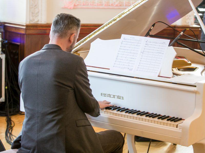 """Festivalio """"Kaunas Jazz 2019"""" pradžios iškilmės"""