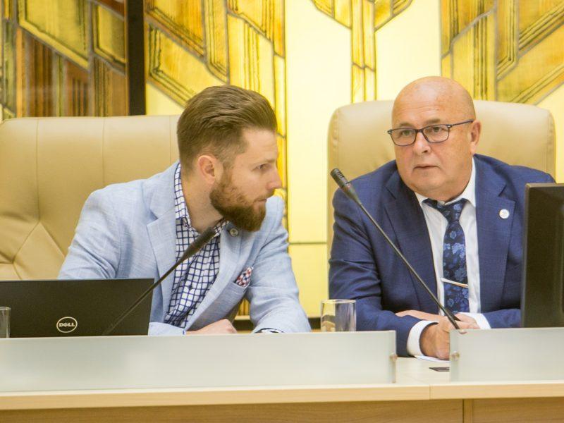 Kauno miesto tarybos posėdis (2019 m. spalis)