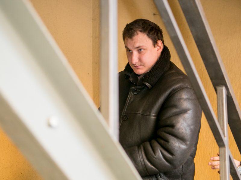 Įtariami žmogžudyste Garliavoje atvesdinti į teismą