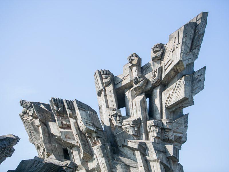 Lietuvos žydų genocido aukų dienos minėjimas IX forte