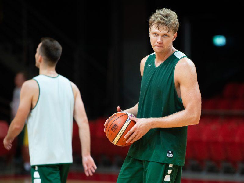 """Krepšininkas M. Kuzminskas susitarė su """"Olympiacos"""" ekipa"""
