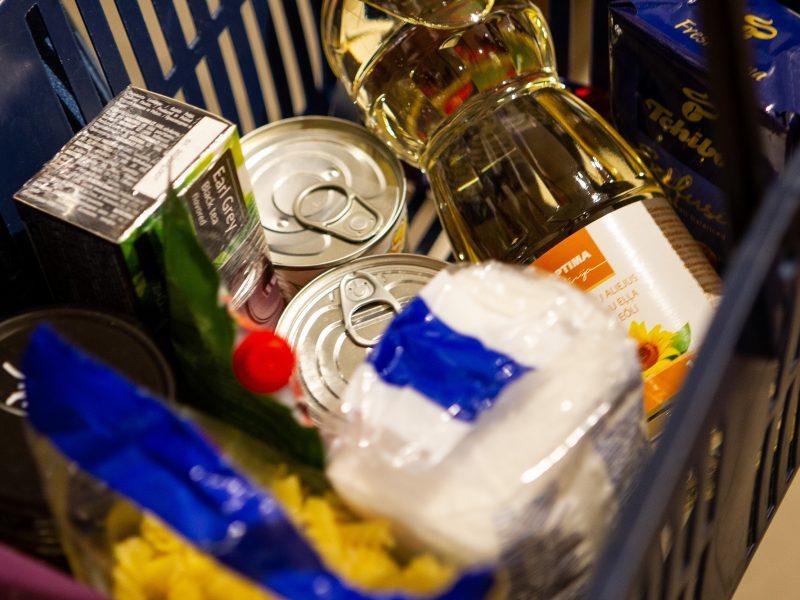 Vasarį 175 tūkst. nepasiturinčiųjų pasieks pirmoji šiais metais parama maisto produktais