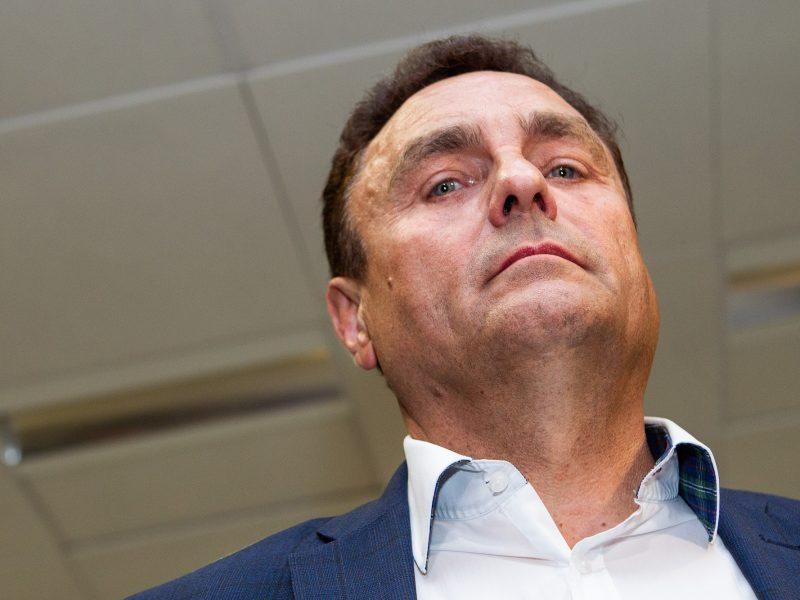Imuniteto netekusiam P. Gražuliui STT pareiškė įtarimus dėl piktnaudžiavimo