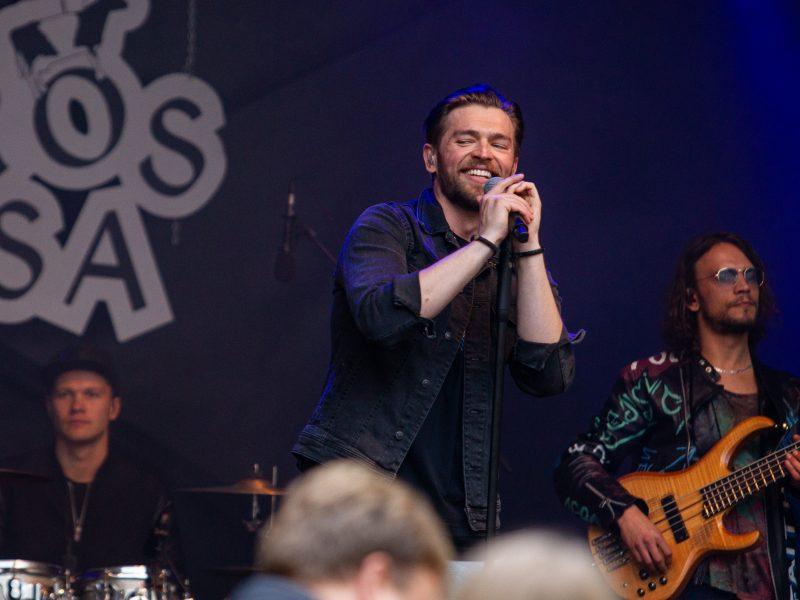 J. Veklenko koncertas Vilniuje