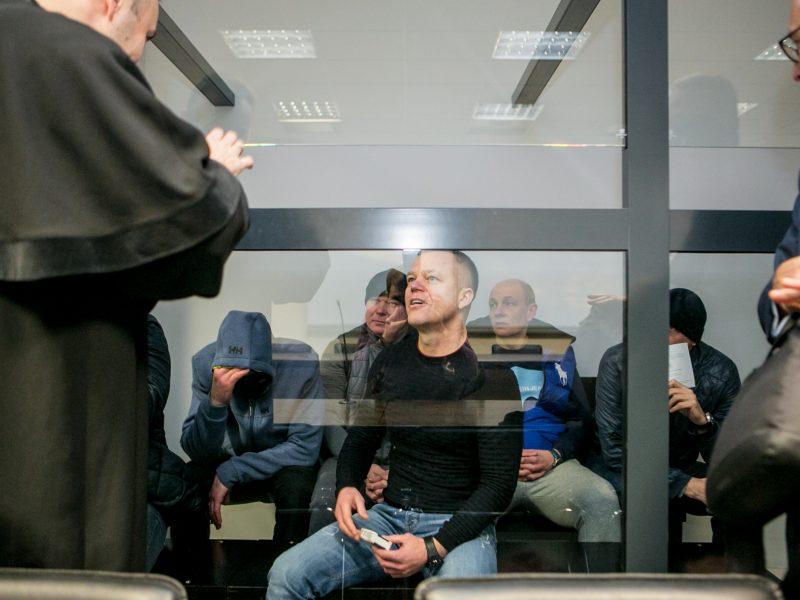Kamuolinių bylos nagrinėjimas Kauno teisme