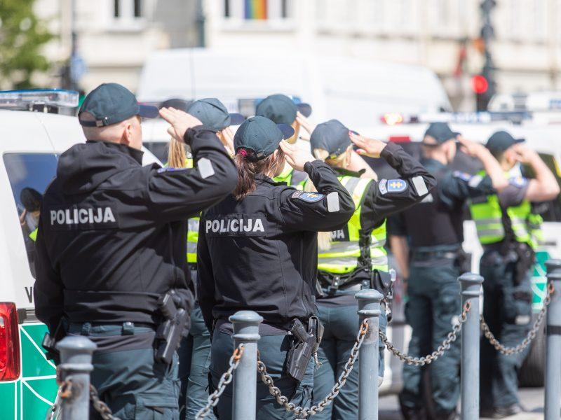 Po pareigūno žūties žada auditą Telšių apskrities policijoje