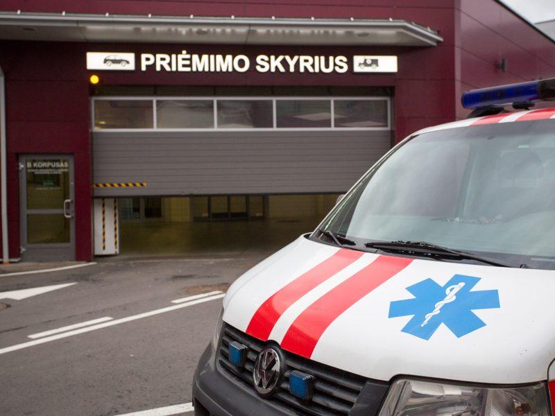Kaišiadorių rajone avarijoje nukentėjo keturi žmonės, tarp jų – kūdikis